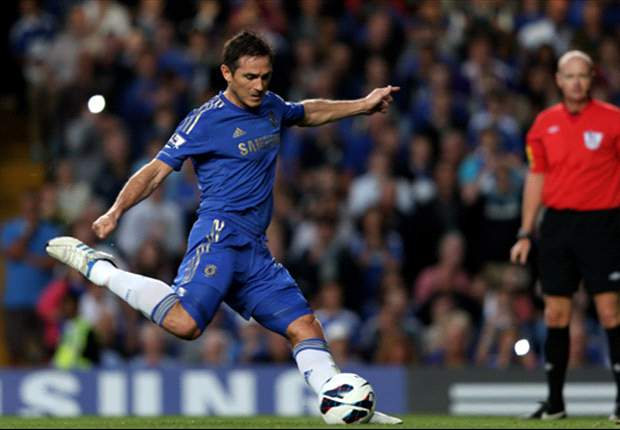 Lampard a doubt for Manchester United clash after limping out of Shakhtar defeat