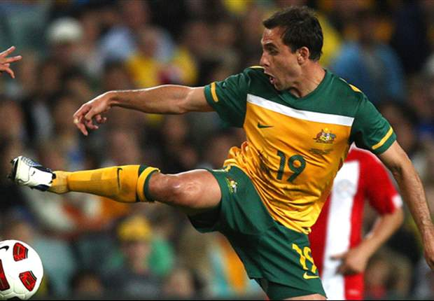 Official: Melbourne Heart sign former Australia international Richard Garcia