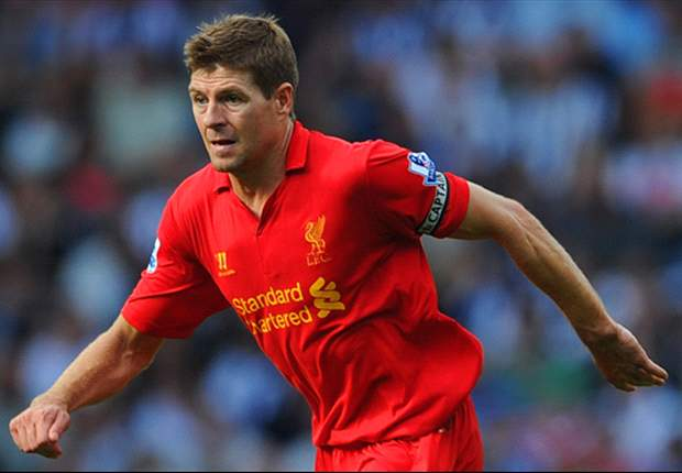 Gerrard makes 600th appearance for Liverpool against Newcastle