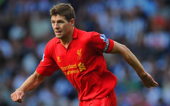 Gerrard calls for end of 'sick' chants from Manchester United &amp; Liverpool fans