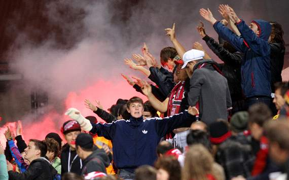 FFA hands down five-year bans for unruly fans, promises tough action in future