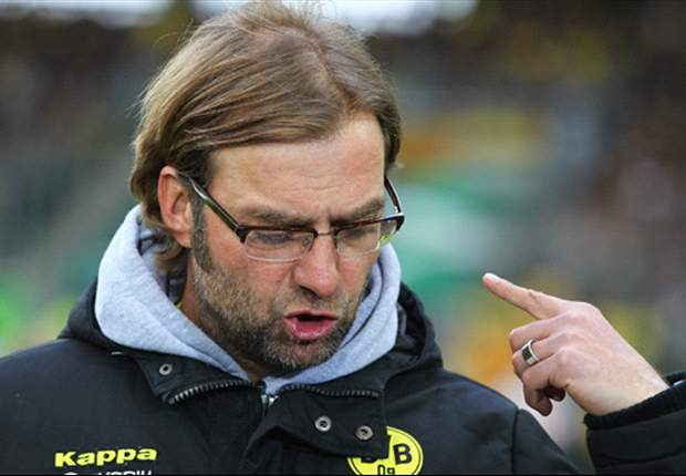 Klopp: Dortmund have work to do in defence