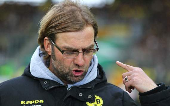 Jürgen Klopp shows dismay at refereeing performance in Nürnberg tie