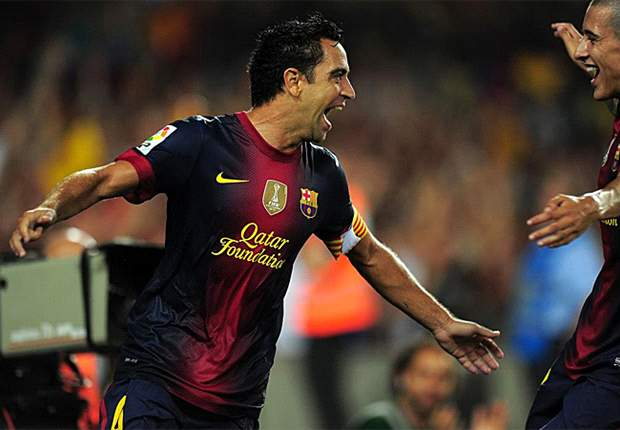 Xavi: Vilanova can lead Barcelona to many titles
