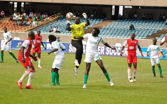 Ulinzi Stars coach: Our eyes are still on lifting the Tusker league crown