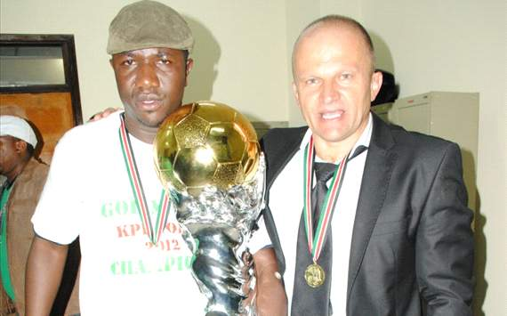 Gor Mahia confirm foreign signings expected in camp ahead of 2013 season