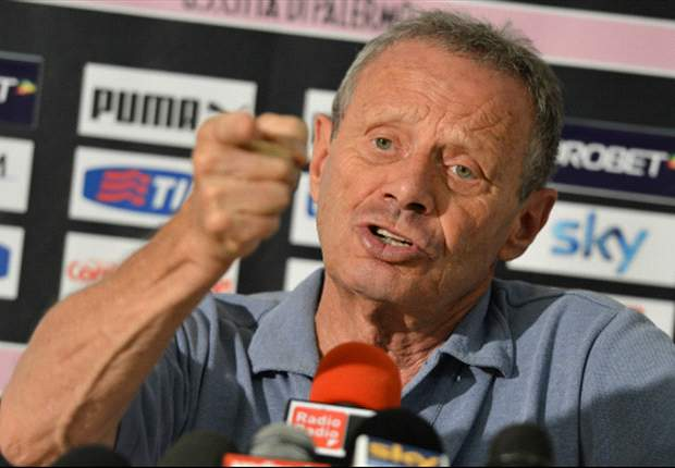 Zamparini: I was wrong to appoint Sannino