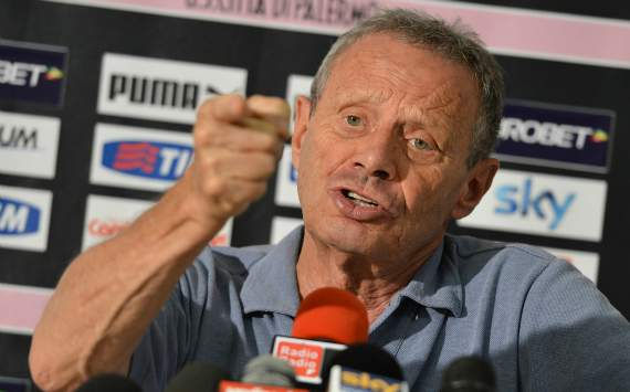 Zamparini: Blatter should be kicked in the arse