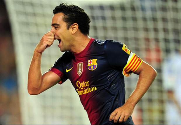 Xavi believes Barcelona are in a strong position to overcome Real Madrid in Super Copa return