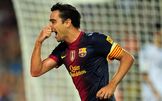 Xavi: Terlalu Dini Bicara Gelar 