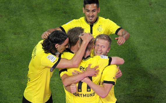 Bundesliga Team of the Week: Reus & Hummels star in narrow Dortmund win
