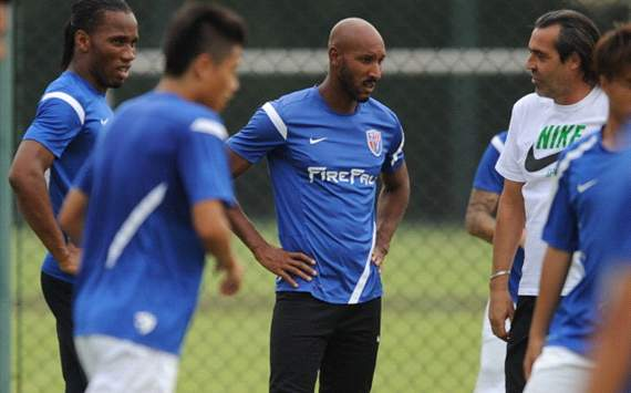 Redknapp refuses to rule out January move for Anelka