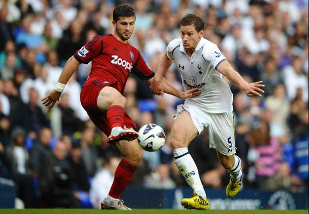Vertonghen: Premier League a big step up from Eredivisie