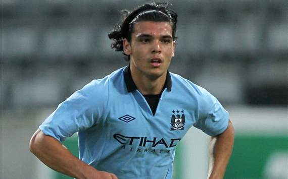 Manchester City youngster Rekik joins Blackburn on loan
