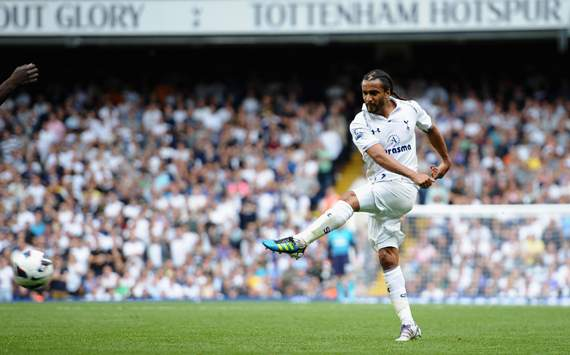 Tottenham must maintain good form at Liverpool, says Assou-Ekotto