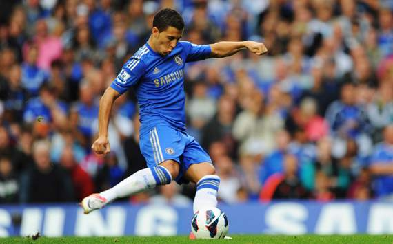 EPL - Chelsea v Newcastle United, Eden Hazard