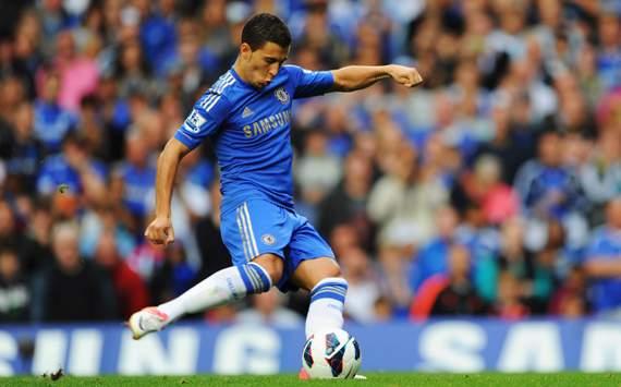 EPL - Chelsea v Newcastle United, Eden Hazard