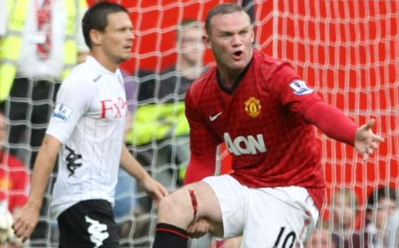 Manchester United refuse to rush Rooney return