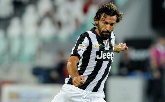 Pirlo in Juventus-Parma (Serie A, Getty Images)