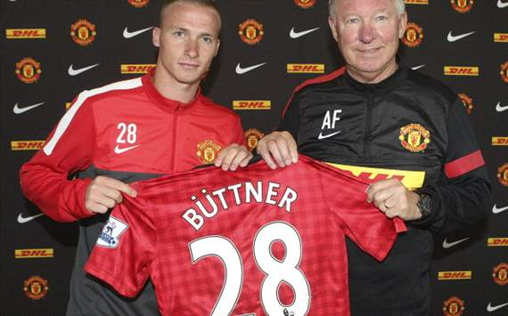 Manchester United new-boy Buttner 'will never let you down' - Van der Gouw