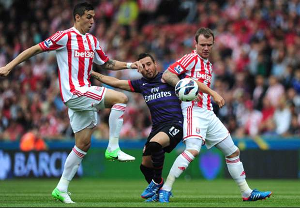 Mock the Weekend: Cazorla in a dreamworld as Arsenal visit Stoke
