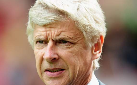 EPL,Arsene Wenger,Stoke City v Arsenal