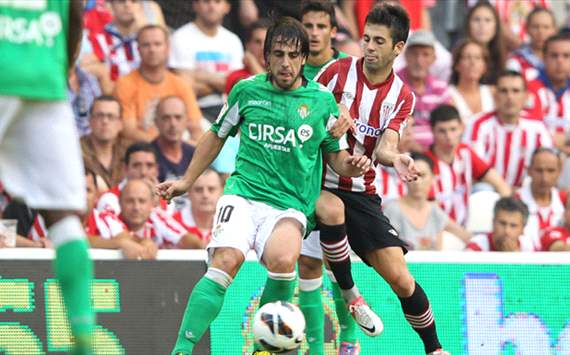 Betis - Athletic Bilbao: Sigue en vivo la Liga BBVA en Goal.com