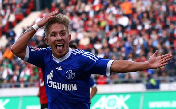 Lewis Holtby, FC Schalke 04