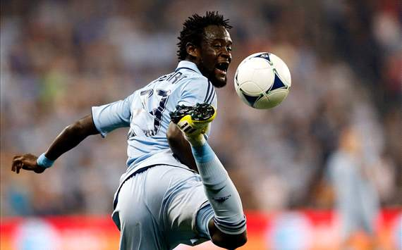 Kei Kamara, Sporting Kansas City, MLS