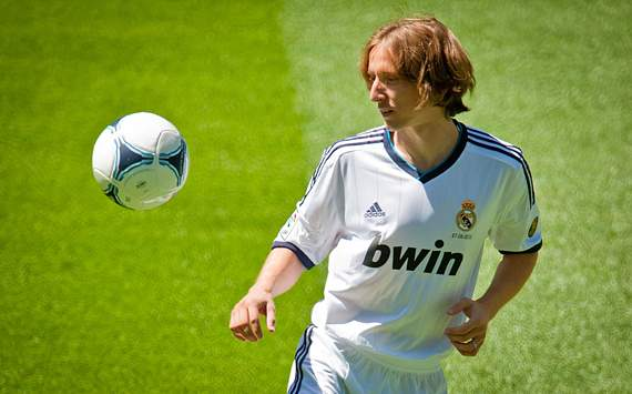 Modric arrives at Madrid at the right moment, says Jarni