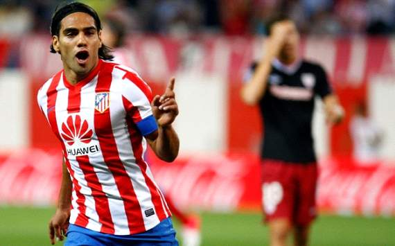 ESP, Atletico - Falcao met les points sur les i
