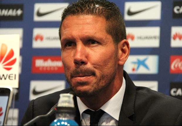 Europa League expectations do not faze us, says Atletico Madrid boss