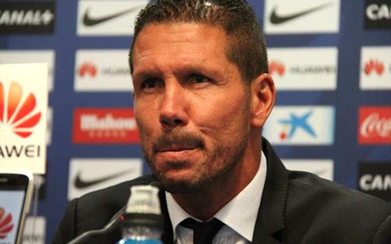 Diego Simeone Tak Akan Latih Real Madrid