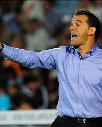 Luis Garcia Plaza, entrenador del Getafe