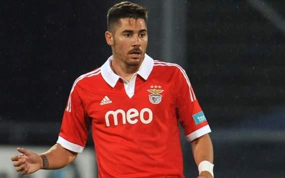 Javi Garcia, Benfica