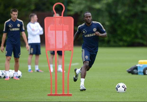 Chelsea's Victor Moses: I hope my parents are looking down on me with pride