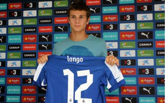 Espanyol land Longo on season long loan deal from Inter