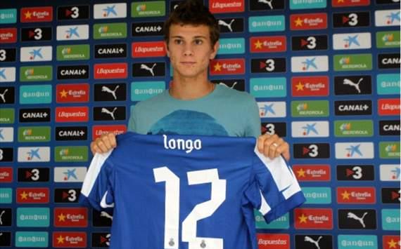 Samuele Longo - Espanyol