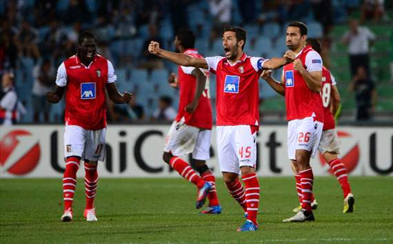 Sporting Braga vs West Ham Live Stream