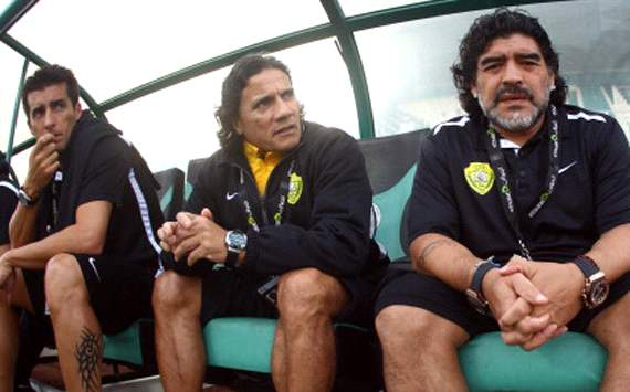 Diego Maradona Tangani Blackburn Rovers?