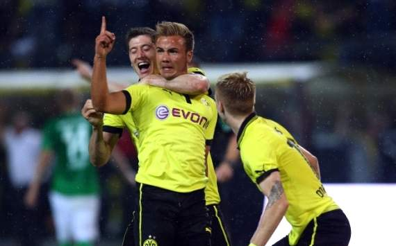 Klopp: Gotze to start on the bench for Dortmund against Nurnberg