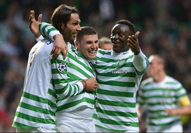 Celtic ready to reward Manchester United and Arsenal target Victor Wanyama with new contract