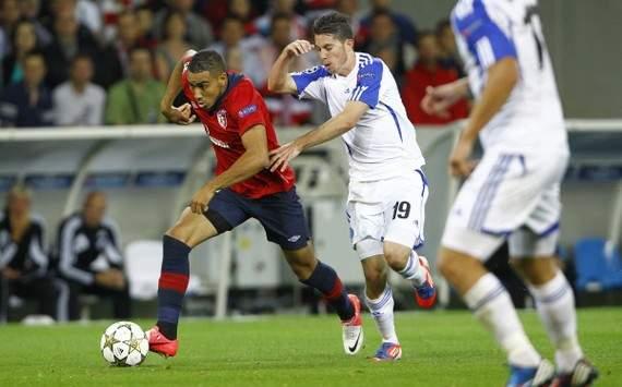 Champions League : Dimitri Payet vs Bryan Oviedo (Lille OSC vs FC Copenhagen)