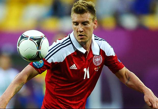Bendtner to undergo Juventus medical