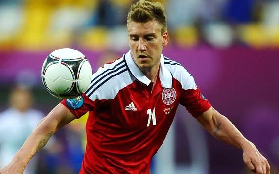 Nicklas Bendtner - Denmark