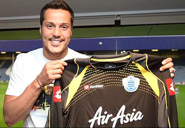 Julio Cesar aiming for Premier League title with QPR
