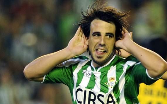Benat Etxeberria of Real Betis