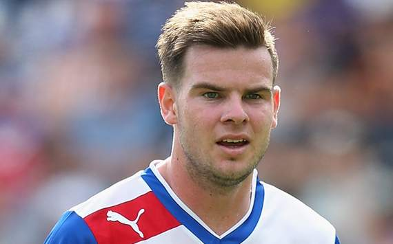 Reading midfielder Guthrie targeting England call-up