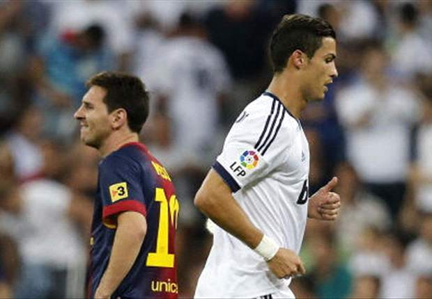 Betting: Lionel Messi and Cristiano Ronaldo set to do battle for Champions League top scorer