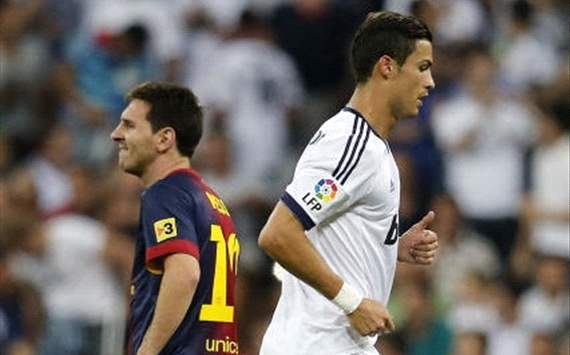 Ronaldo & Messi lead Ballon d'Or race